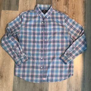 Men's Vineyard Vines Murray Flannel Shirt